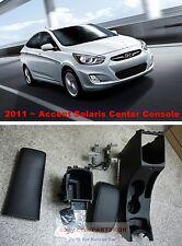 For 2011 - 2014 Hyundai ACCENT SOLARIS Armrest 6 Pcs 1 Set Center Console Genui