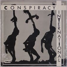 "CTI: Conspiracy International Two  UK 12""  Industrial, Experimental Rare SEALED!"