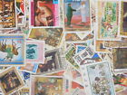 STAMP Topical 《PAINTING》 100pcs lot OFF paper philatelic collection thematic