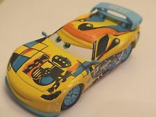 Exclusive Loose NEW Disney ICE CUP RACER Die Cast Cars MIGUEL CAMINO  1:43
