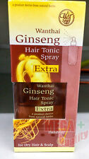 100ml Ginseng Hair Tonic Spray Prevent Hair Loss, Dandruff Nourish + Treat Scalp