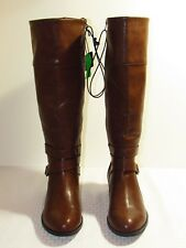 Arizona Delling Womens Riding Boots BROWN SIZE 8.5M
