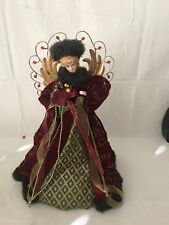 Christmas Decoration Christmas Tree Topper Angel Fairy Table Top