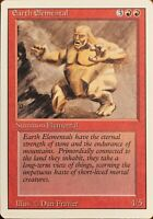 Earth Elemental - Red Revised 3rd Edition Mtg Magic Rare x4 NM