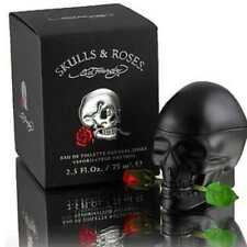 ED HARDY SKULLS & ROSES 2.5 oz 75 ml Men Cologne EDT Spray Brand New In Box
