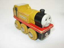 GENUINE BRIO STEPNEY Wooden Train Engine RARE FROM THOMAS THE TANK Track / set