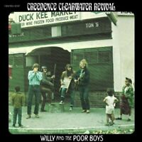 Creedence Clearwater - Willy And The Poor Boys (NEW CD)