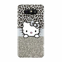 Hello Kitty Grey Back Printed Case Phone Case Cover 3D