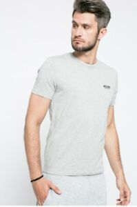 Moschino Men's Grey Crew Neck T-Shirt All Sizes Free P+P