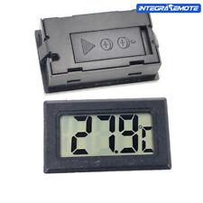 Digital LED Thermometer Embedded Temperature Aquarium Heating Cooling -10°C~50°C