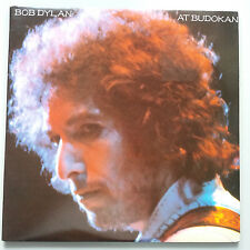 Bob Dylan - At Budokan Vinyl 2x LP Complete UK 1st Press 1978 EX+/NM