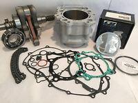 Raptor 700 780cc Big Bore Stroker 105 Crank Cylinder CP Piston Motor Rebuild Kit