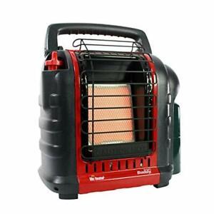 Mr. Heater F232000 MH9BX Buddy 4000-9000-BTU Indoor-Safe Portable Propane Rad...