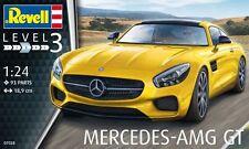 Revell 07028 Mercedes-Benz AMG GT Sports Car Kit de escala 1:24