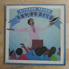 Richard Pryor Rev. Du Rite 1981 Vinyl LP Laff Records LAFF A216
