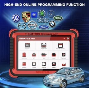 THINKCAR Diagnostic TOOL THINKTOOL proS + 2 Years updates rebranded Launch Item*