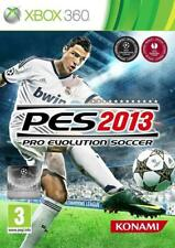 Pro Evolution Soccer 2013 Xbox 360 PAL VERY GOOD CONDITION COMPLETE WITH MANUAL