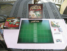 Head-to-Head Poker By Parker Brothers New In Opened Box~Sealed Game Parts!