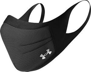Under Armour Sports Face Mask - Black