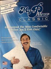 My Pillow Classic Standard/Queen Bed Pillow - White