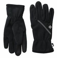 Columbia Women's Wind Bloc Gloves, Black, X-Large