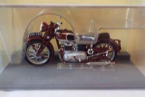 MOTO TRIUMPH SPEED TWIN 1938  1/24 série moto classique ALTAYA / IXO