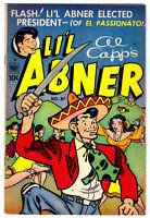 Al Capp's LI'L ABNER #87 in VF condition a 1952 Golden Age Toby comic