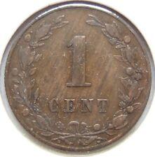 NIEDERLANDE 1 Cent 1883 in SEHR SCHÖN !!!