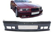 BMW 3er E36 Stoßstange M3 Look Coupe Cabrio Limousine Touring grundiert+GT Lippe