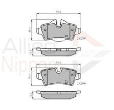 Allied Nippon Rear Brake Pad Set ADB01759  - BRAND NEW - 5 YEAR WARRANTY