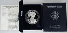 1994-P Proof American Silver Eagle with Box & COA