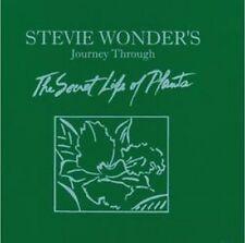 Stevie Wonder - Secret Life Of Plants (NEW 2CD)