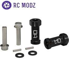 Hot Racing Aluminum 20mm Wheel Hub Extensions 12mm Hex (2) SCX10TT01
