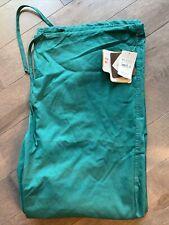 Unisex Hunter Green 1 pocket Scrub Pants Icu by Barco 2Xl Nwt