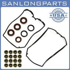 Valve Cover Gasket Kit Fits for Subaru Impreza WRX 2.0L EJ205 2002-2004