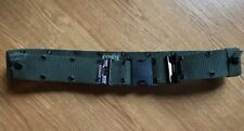 US Military WEB Belt Pistol Utility Duty Belt LC-2 Quick Release Buckle LARGE