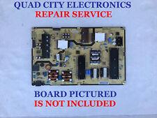 Repair Service for Samsung Power Supply BN44-00818A UN65JS9500F XZA