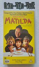 Matilda Vhs Children's Retro Video Tape Family Film Good Condition