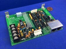 (PARSONS-EAGLE) SASIB FOOD & BEVERAGE MACHINERY 125-589 CIRCUIT BOARD