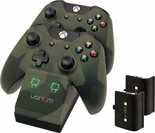 Venom Xbox One Twin Charging Station & Battery Packs - Camo Edition - VS2857