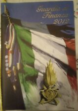 GUARDIA DI FINANZA CALENDARIO STORICO DA MURO 2012