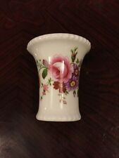 Lovely Little Miniature Crown Derby Posies Vase
