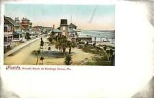 Florida, Fl, Goodall Beach, Ketings Casino Udb (pre-1907) Postcard