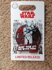 Star Wars Disney exclusive may the 4th be with you pin 2019 - last one