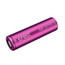 Efest IMR 20700 3000mAh 30A Lithium Li-Ion rechargeable VAPE E-Cig batteries