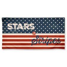 "Stars & Stripes American Flag 30""X60"" Spectra Beach Towel New Wincraft"