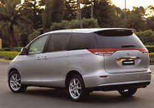 MANUAL GUIDE BOOK TOYOTA TARAGO/PREVIA/ESTIMA/AERAS 2007 2008 2009 2010 - ON