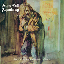 Jethro Tull Aqualung UK LP 180g Vinyl Mp3 Code Steven Wilson Mix
