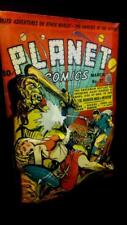 Planet Comics #17 in 3-D large 11x17
