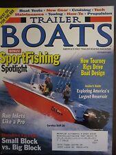 Trailer Boats Magazine October 2004 Carolina Skiff 26 Sport Fishing F
